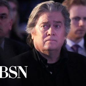 January 6 committee subpoenas Steve Bannon and other former Trump advisers
