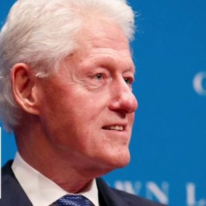 Bill Clinton hospitalized with non-COVID infection