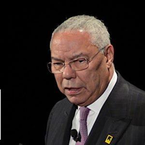 Chris Wallace speaks on the life of Collin Powell