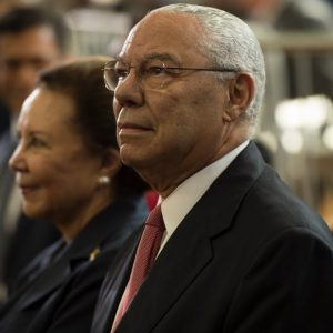Colin Powell remembered as a groundbreaking figure in Washington