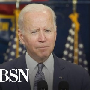 Democrats still trying to finalize deal on Biden's domestic agenda as he prepares for trip to Eur…