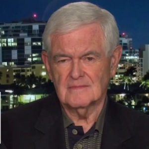 Gingrich: We haven't seen this since the Civil War