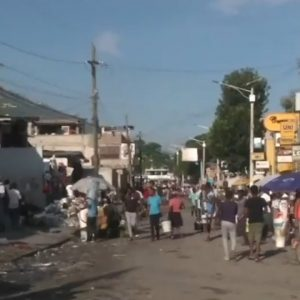 Haitian gang wants $17M for missionary hostages