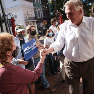 Virginia governor candidates make last-ditch efforts ahead of election day