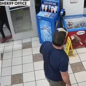 Marine speaks out after fighting off gas station robbery attempt