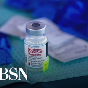 FDA panel endorses Moderna booster shot for high-risk groups six months after vaccination