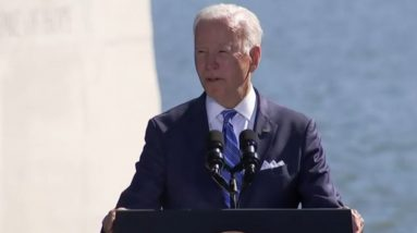 Democrats close to deal on social spending plan as Biden campaigns for Gov. Murphy in New Jersey