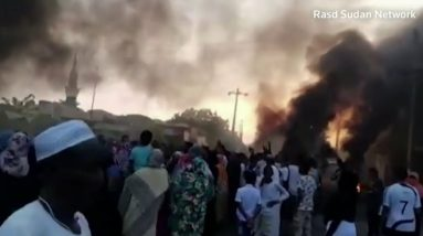 WorldView: Protests in Sudan after military coup; U.S. blames Iran for drone attack
