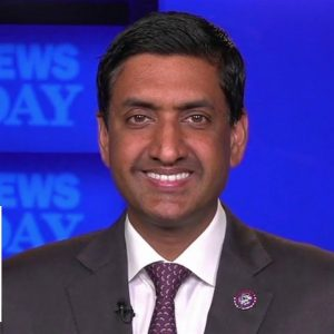 Rep. Khanna 'confident' Congress will come to spending agreement