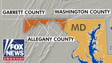 Republican Maryland counties want to secede
