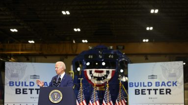 Biden continues to push his domestic agenda as it faces crucial week on Capitol Hill
