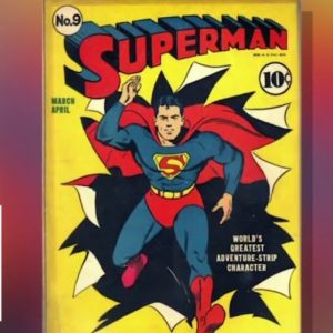 Superman's new motto replaces 'American way' with 'a better tomorrow'