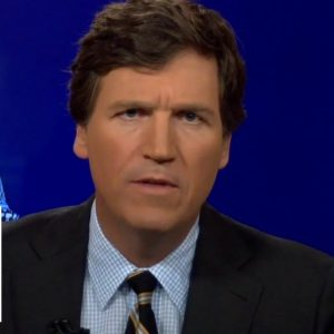 Tucker: You're being instructed not to notice this