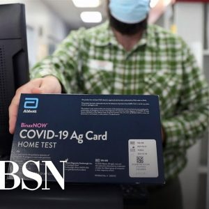 U.S. struggling with shortage of COVID -19 rapid tests